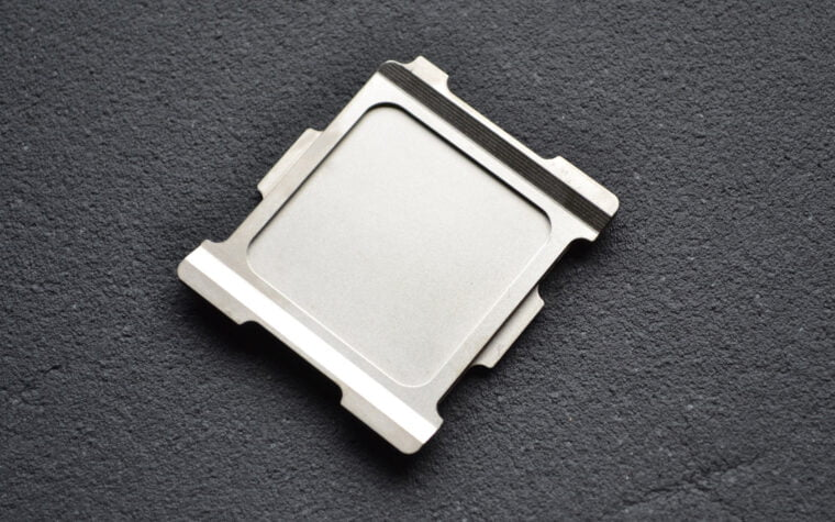 Skylake-X IHS Nickel Plated