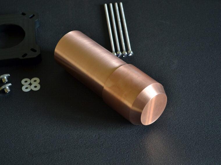 CPU LN2 Pot